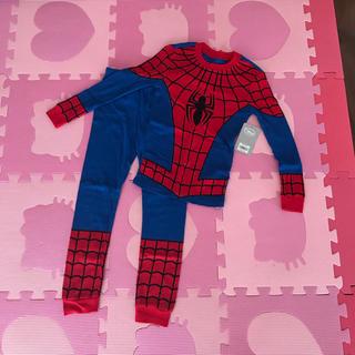 Disney - ディズニーなりきりパジャマ スパイダーマン 新品タグ付き
