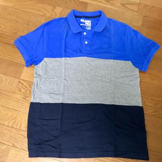 オールドネイビー(Old Navy)のOLD NAVY ポロシャツ(メンズLサイズ)(ポロシャツ)