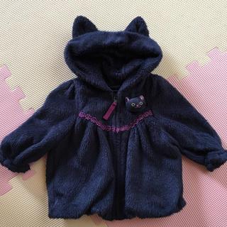アナスイミニ(ANNA SUI mini)のアナスイベビー 猫耳 アウター(ジャケット/コート)