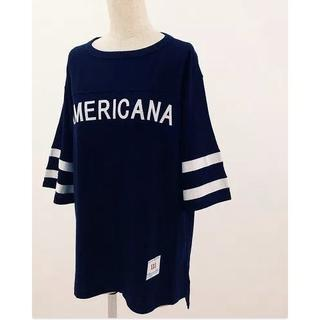 アメリカーナ(AMERICANA)のもり様専用 AMERICANA 七分袖 Tシャツ(Tシャツ(長袖/七分))