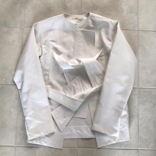 celine - セリーヌ   シャツ ジャケット ステッチ フィービー  希少 超美品