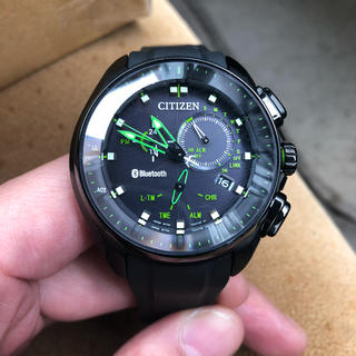 シチズン(CITIZEN)のCITIZEN W770 Bluetooth(腕時計(アナログ))