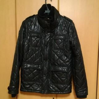 アルティネロ(ARTINERO)の美品 ArtiNero 黒のジャケット(ナイロンジャケット)