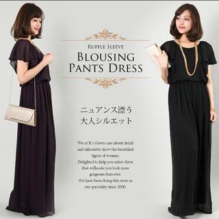 パンツドレス(その他ドレス)