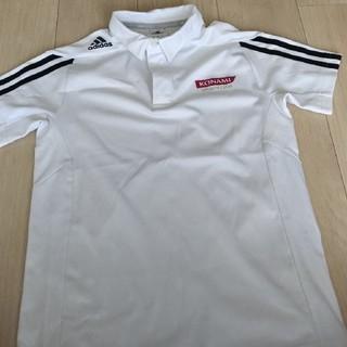 アディダス(adidas)のコナミスポーツ ジュニア テニスポロシャツ 150 (ウェア)