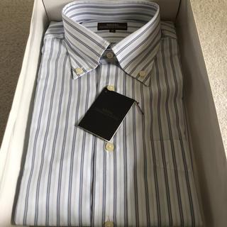 リーガル(REGAL)のREGAL リーガル ドレスシャツ  ワイシャツ シャツ Mサイズ 綿100%(シャツ)