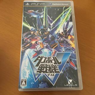 プレイステーションポータブル(PlayStation Portable)のPSP  ダンボール戦機ダブル(携帯用ゲームソフト)