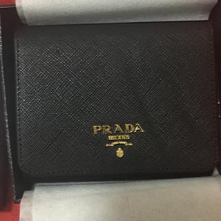 プラダ(PRADA)のプラダ 折財布(折り財布)
