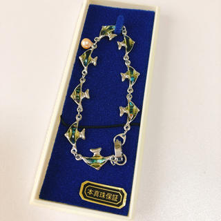 ミキモト(MIKIMOTO)のお値下げ✨ミキモト真珠ブレスレット(ブレスレット/バングル)
