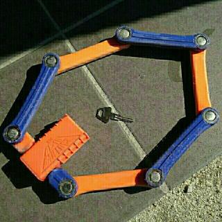 レッドバロンBL-10盗難防止装置 バーロック(セキュリティ)