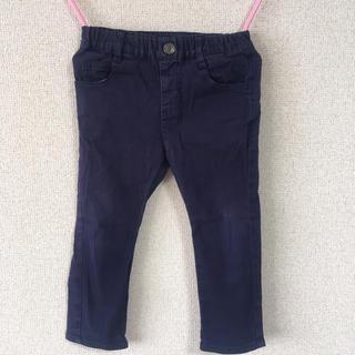 フラッシュポイント(FLASHPOINT)のネイビー FLASHチノパンツ90 紺(パンツ/スパッツ)