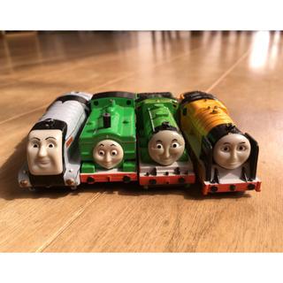 タカラトミー(Takara Tomy)のトーマスの仲間たち⭐︎スペンサー⭐︎ヘンリー⭐︎ダック⭐︎マードック(電車のおもちゃ/車)