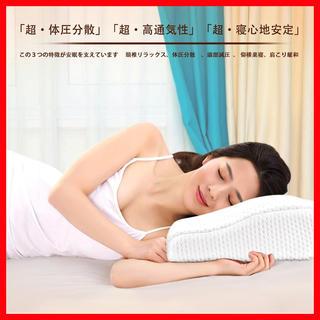 【在庫限りsale】低反発 まくら 快眠枕(枕)