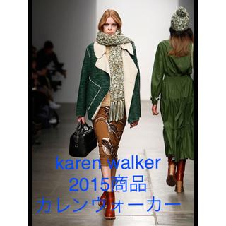 カレンウォーカー(KAREN WALKER)のkaren walker 2015商品 カレンウォーカー Pコート(ピーコート)