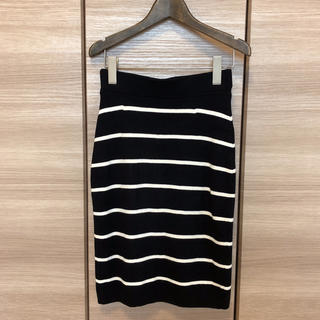 PLST - ニットタイトスカート.。◦♡