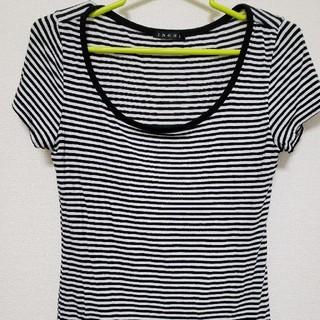 イング(INGNI)のINGNI ボーダーTシャツ(Tシャツ(半袖/袖なし))
