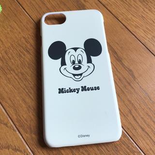 ディズニー(Disney)のiPhoneケース ミッキー moussy iPhone7 8(iPhoneケース)