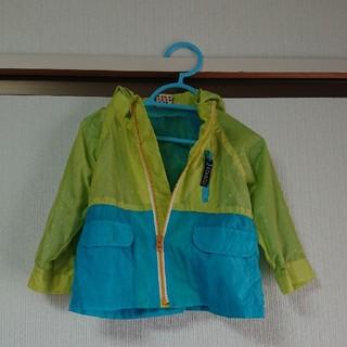 リトルベアークラブ(LITTLE BEAR CLUB)のリトルベアークラブ 80 羽織り パーカー(ジャケット/コート)
