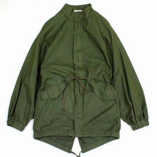 fumika uchida  fishtail  dress  36(ミリタリージャケット)