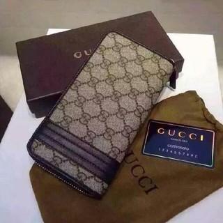 Gucci -  GUCCI グッチ スタッズ GG柄 長財布 人気 激レア 激安スタート