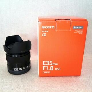 SONY - SONY  レンズ  Eマウント  SEL35F18