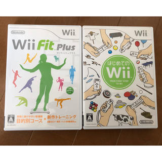 Wii ソフトセット(家庭用ゲームソフト)