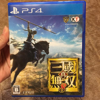 プレイステーション4(PlayStation4)の三国無双8(家庭用ゲームソフト)