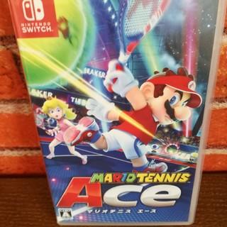 ニンテンドースイッチ(Nintendo Switch)のマリオテニスAce(家庭用ゲームソフト)