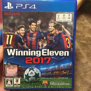 プレイステーション4(PlayStation4)のウイイレ2017(家庭用ゲームソフト)