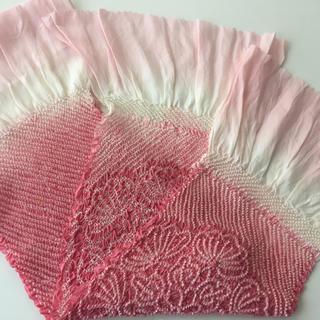 帯揚げ 正絹