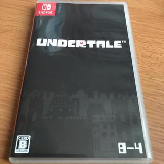 ニンテンドースイッチ(Nintendo Switch)のUNDERTALE (家庭用ゲームソフト)