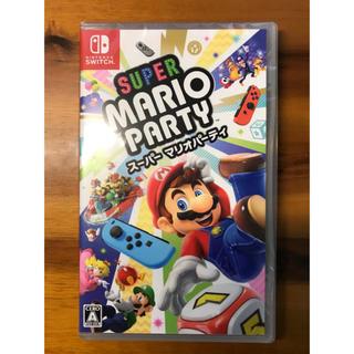 新品未開封 スーパー マリオパーティ  任天堂 スイッチ(家庭用ゲームソフト)