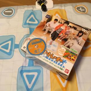 ウィー(Wii)のファミリートレーナー/バンダイナムコエンターテインメント(家庭用ゲームソフト)