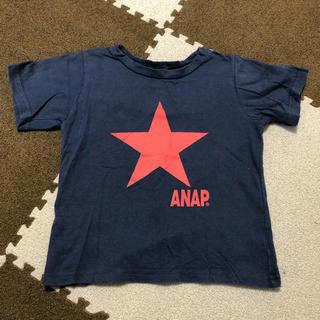 アナップキッズ(ANAP Kids)のANAP★Tシャツ(Tシャツ/カットソー)