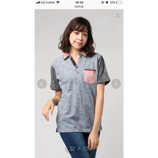 アドポーション(ADPOSION)のADPOSION ポロシャツ 未使用品(ポロシャツ)