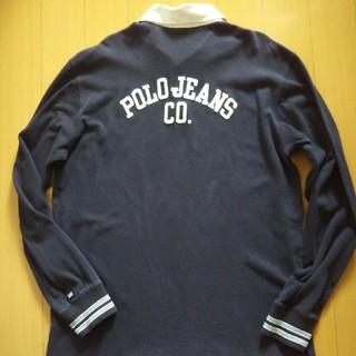 ポロラルフローレン(POLO RALPH LAUREN)のPOLO JEANS ラガーシャツ ポロシャツ L (XL)(ポロシャツ)