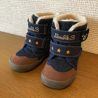DOUBLE.B - ダブルビー ブーツ