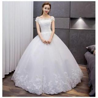 新品大人気ウエディングドレス結婚式 発表会 二次会 ロングドレス