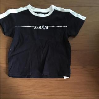 アルマーニ ジュニア(ARMANI JUNIOR)のTシャツ(Tシャツ/カットソー)
