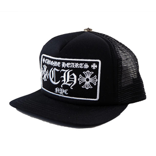 クロムハーツ(Chrome Hearts)のCHROME HEARTS NYC Truker Cap (NYC限定)(キャップ)