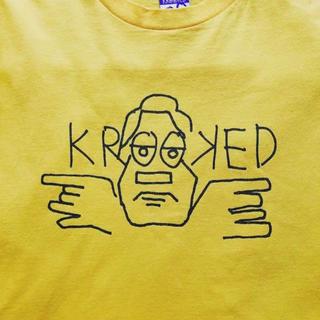 クルキッド(KROOKED)のクルキッド Tシャツ(Tシャツ(半袖/袖なし))