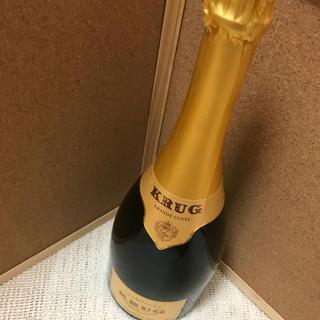 クリュッグ(Krug)の早い者勝ち‼︎新品 未開封 クリュッグ   キュベ シャンパン(シャンパン/スパークリングワイン)