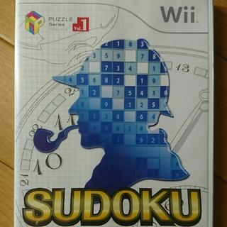 ウィー(Wii)のWiiソフト 数独(家庭用ゲームソフト)