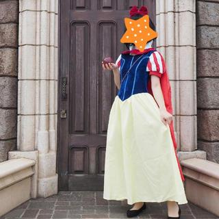 シラユキヒメ(白雪姫)の白雪姫 仮装 ディズニー プリンセス ハロウィン 衣装(衣装)