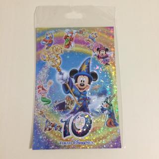 ディズニー(Disney)のポストカード 10周年(その他)