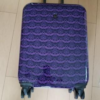 アナスイ(ANNA SUI)のアナスイのウォールハートニューキャリーケース(スーツケース/キャリーバッグ)