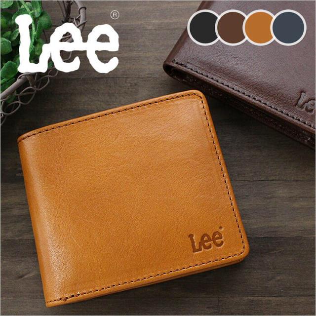 58a421720651 Lee - ☆リー 赤字覚悟 牛革 Lee 財布 イタリアンレザー 0520234の通販 ...