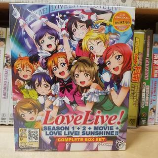 ラブライブ! 全39話+OVA+映画 DVDBOX