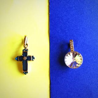 アガタ(AGATHA)のAgatha ペンダントヘッド  2個セット(ネックレス)
