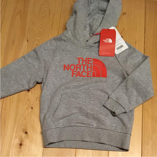 THE NORTH FACE - 新品 THE NORTH FACE パーカー 120cm